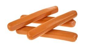 Hotdogs Royalty-vrije Stock Foto