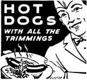 Hotdogs 3 Royalty Free Stock Photos