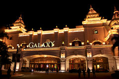 Hote galaxy macau Stock Photos
