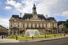 hotel在浏览的de Ville 免版税图库摄影