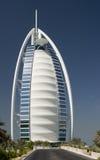 Hotel árabe Dubai do Al de Burj Imagens de Stock