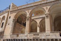 Hotel árabe histórico del estilo Foto de archivo libre de regalías