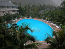Hotel Royalty-vrije Stock Foto's