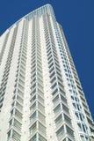 Hotel 2. do céu. imagem de stock royalty free