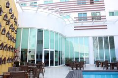 Hotel Lizenzfreie Stockfotos