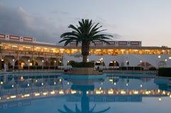 Hotel Lizenzfreies Stockbild