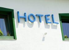Hotel Foto de Stock