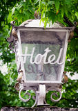 hotel Stockfoto