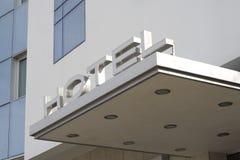 Hotel. Facade Royalty Free Stock Photos