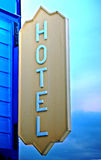 Hotel Royalty Free Stock Photo