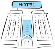 Hotel Royalty Free Stock Images