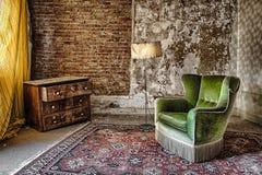 Hotel abandonado en el Harz Fotografía de archivo libre de regalías