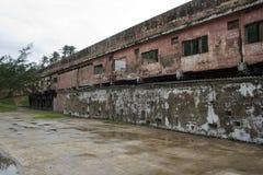 Hotel abbandonato Immagini Stock Libere da Diritti