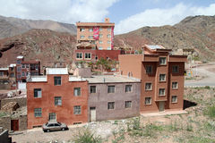 Hotel Abyaneh Stock Photography
