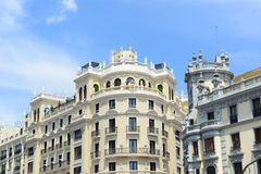 Hotel ADA Palace, Madrid, Spain Royalty Free Stock Photos