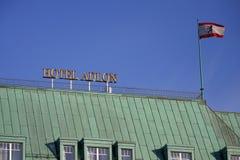 Hotel Adlon Royalty-vrije Stock Foto's