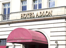 Hotel Adlon Stockfoto