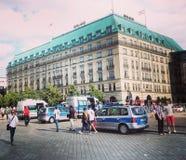 Hotel Adlon in Berlin Lizenzfreie Stockbilder