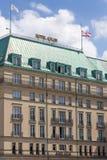 Hotel Adlon in Berlin Stock Photos