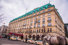 Hotel Adlon, Berlin Royalty Free Stock Image