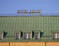 Hotel Adlon Stock Photography