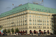 Hotel Adlon Royalty Free Stock Images