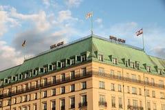 Hotel Adlon Kempinski Stockbilder