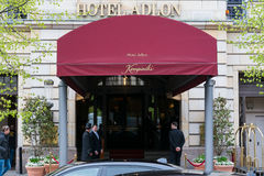 Hotel Adlon Kempinski Royalty Free Stock Photography