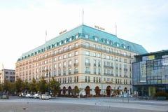 Hotel Adlon Kempinsky in Berlin Stockfotografie