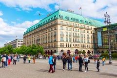 Hotel Adlon Kempinsky in Berlin, Deutschland Stockfoto