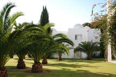 Hotel africano Imagem de Stock Royalty Free