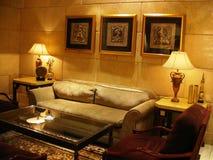 Hotel agradable Fotografía de archivo