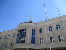 Hotel Akademic, Zatoka, Ukraine Royalty Free Stock Photos