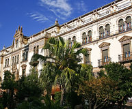 Hotel Alfons XIII, Seville Stock Photography