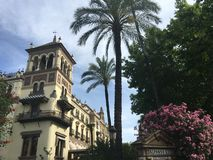 Hotel Alfonso XIII. A Luxury Collection Hotel in Seville Portugal Stock Images