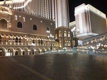Hotel all'aperto veneziano Immagine Stock Libera da Diritti