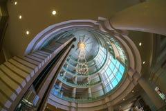 Hotel in antalya. Hotel`s lobby in Antalya, Turkey royalty free stock photo