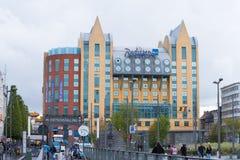Hotel a Anversa, Belgio Fotografie Stock