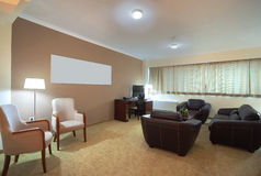 Hotel apartment Royalty Free Stock Images