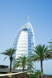 hotel arabo del burj di Al Fotografie Stock