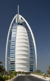 hotel arabo della Doubai del burj di Al Immagini Stock