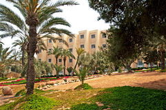 Hotel area in Sousse, Tunisia Stock Photography