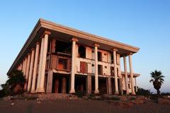 The hotel areal, Salamis, Northern Cypru Stock Image