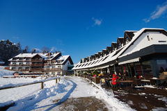 Hotel Arena, Pohorje, Maribor, Slovenia Royalty Free Stock Image