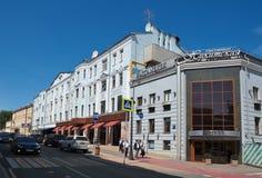 Hotel Assambleya Nikitskaya Stock Image
