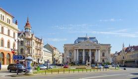 Hotel Astoria, Oradea stock image