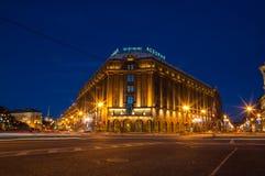 Hotel Astoria in Saint Petersburg Royalty Free Stock Photos