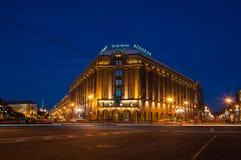 Hotel Astoria in Saint Petersburg Stock Photo