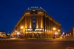 Hotel Astoria in Saint Petersburg Stock Photography