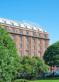 Hotel Astoria, St. Petersburg Royalty Free Stock Photography